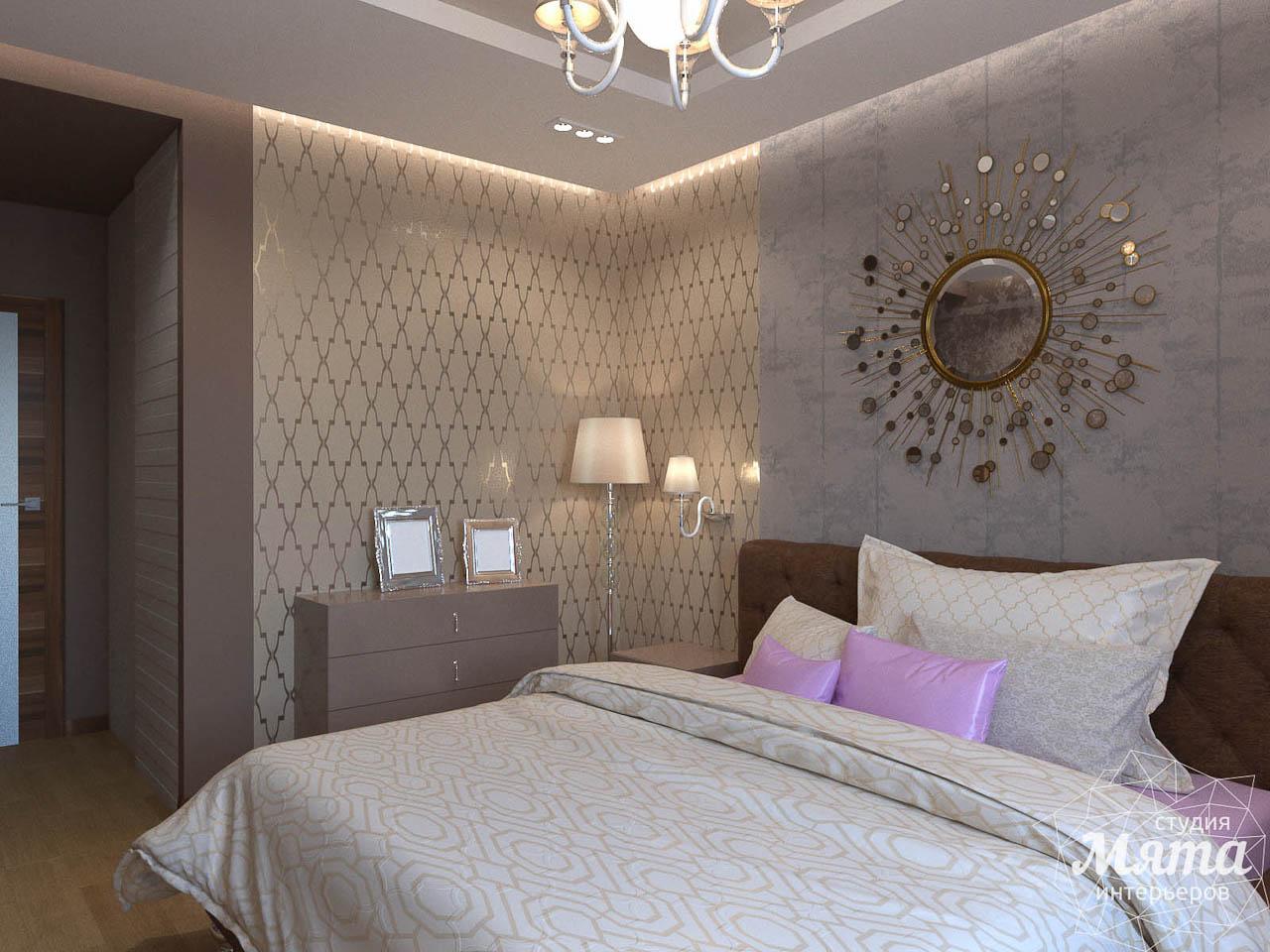 Дизайн интерьера трехкомнатной квартиры по ул. Мельникова 27 img142597037