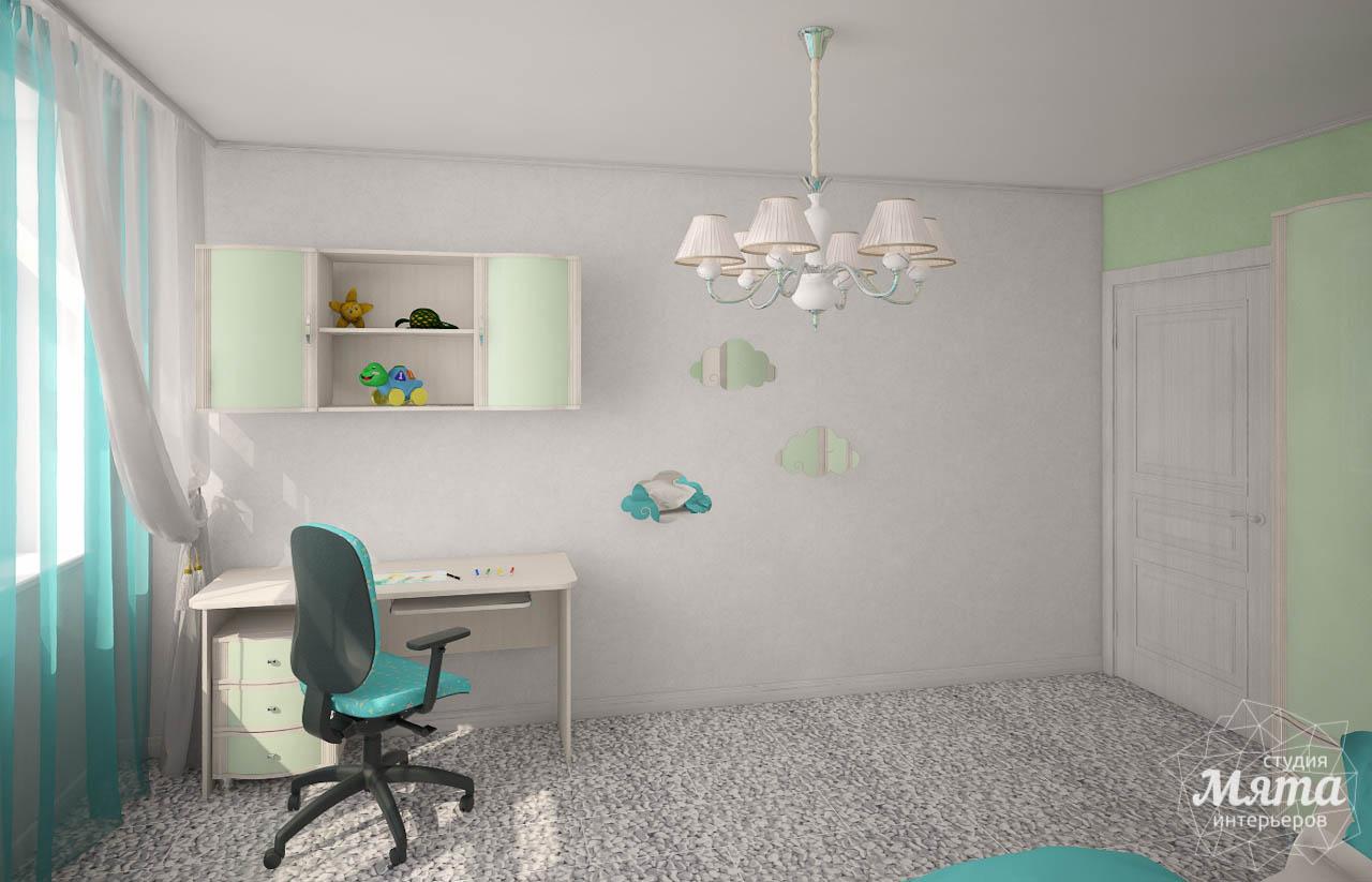 Дизайн интерьера  и ремонт трехкомнатной квартиры по ул. Машинная 44 img151507558