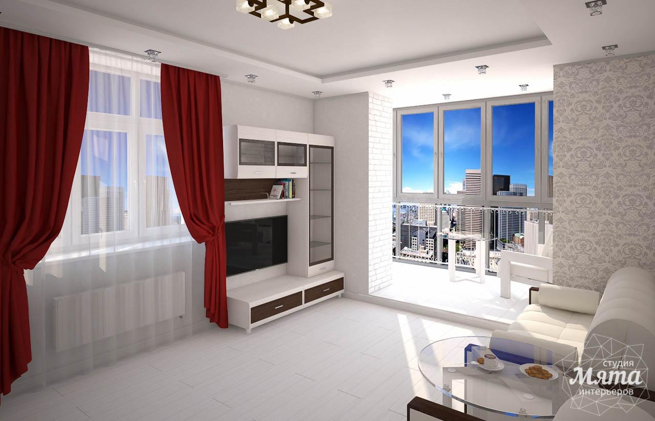 Дизайн интерьера  и ремонт трехкомнатной квартиры по ул. Машинная 44 img452910965