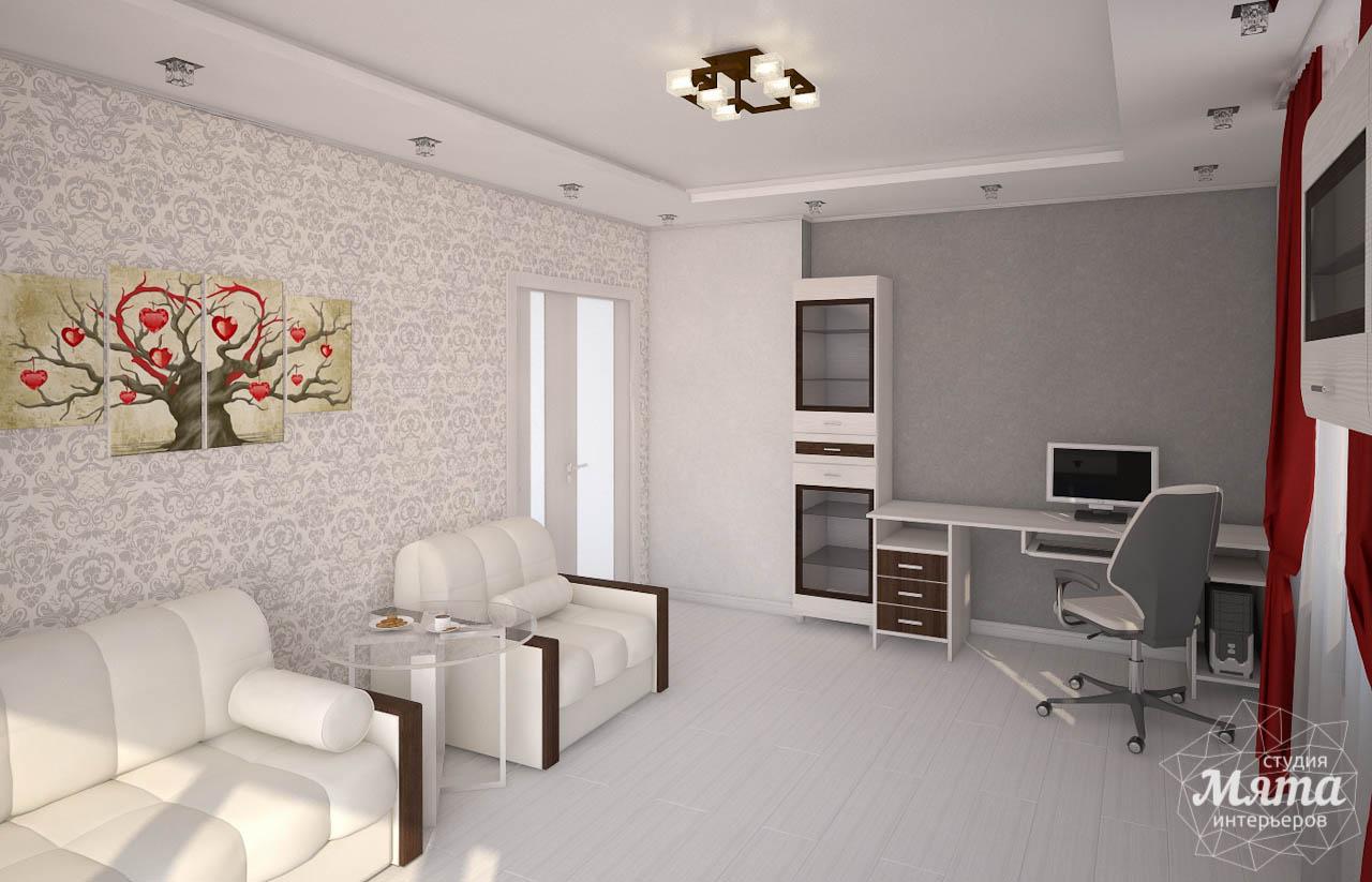 Дизайн интерьера  и ремонт трехкомнатной квартиры по ул. Машинная 44 img1729259832