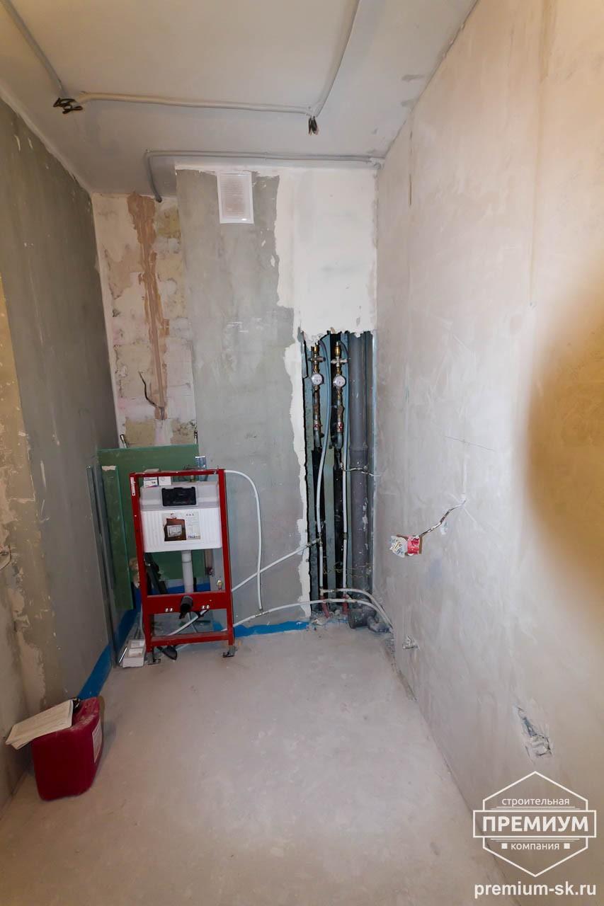 Дизайн интерьера и ремонт трехкомнатной квартиры по ул. Авиационная, 16  31