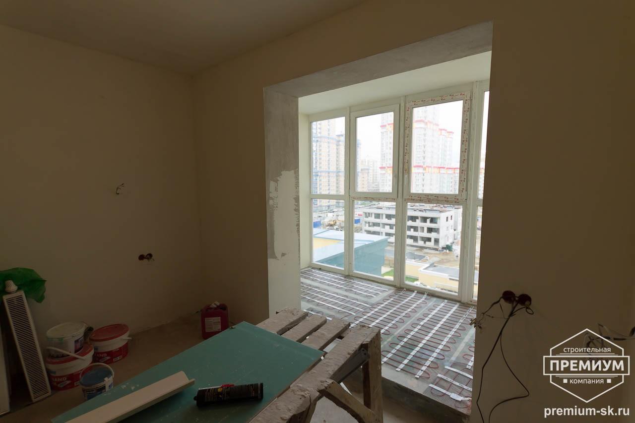 Дизайн интерьера и ремонт трехкомнатной квартиры по ул. Авиационная, 16  34