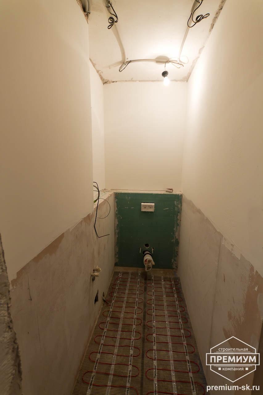 Дизайн интерьера и ремонт трехкомнатной квартиры по ул. Авиационная, 16  40