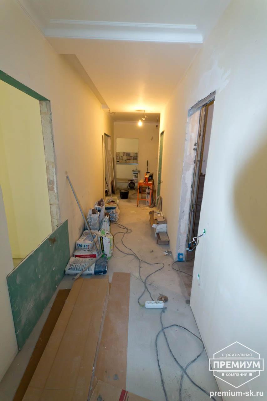 Дизайн интерьера и ремонт трехкомнатной квартиры по ул. Авиационная, 16  43