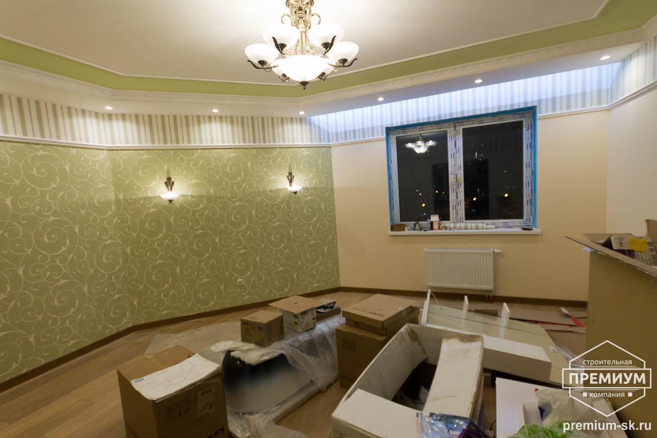 Дизайн интерьера и ремонт трехкомнатной квартиры по ул. Авиационная, 16  53