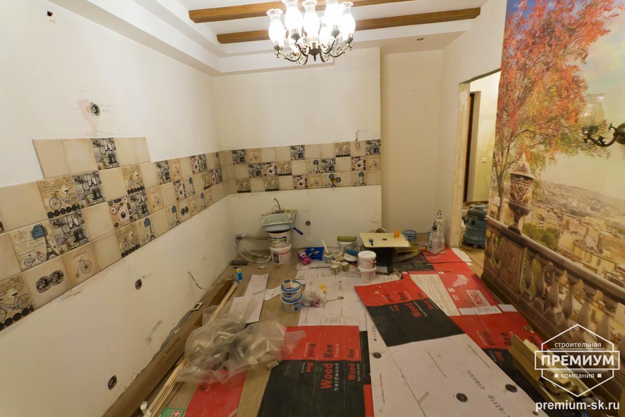 Дизайн интерьера и ремонт трехкомнатной квартиры по ул. Авиационная, 16  56
