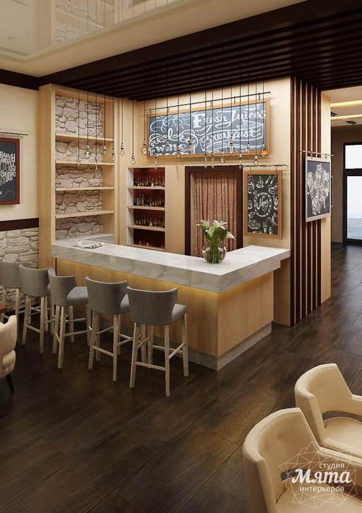 Дизайн интерьера кафе по ул. Малышева 12 img2140341945