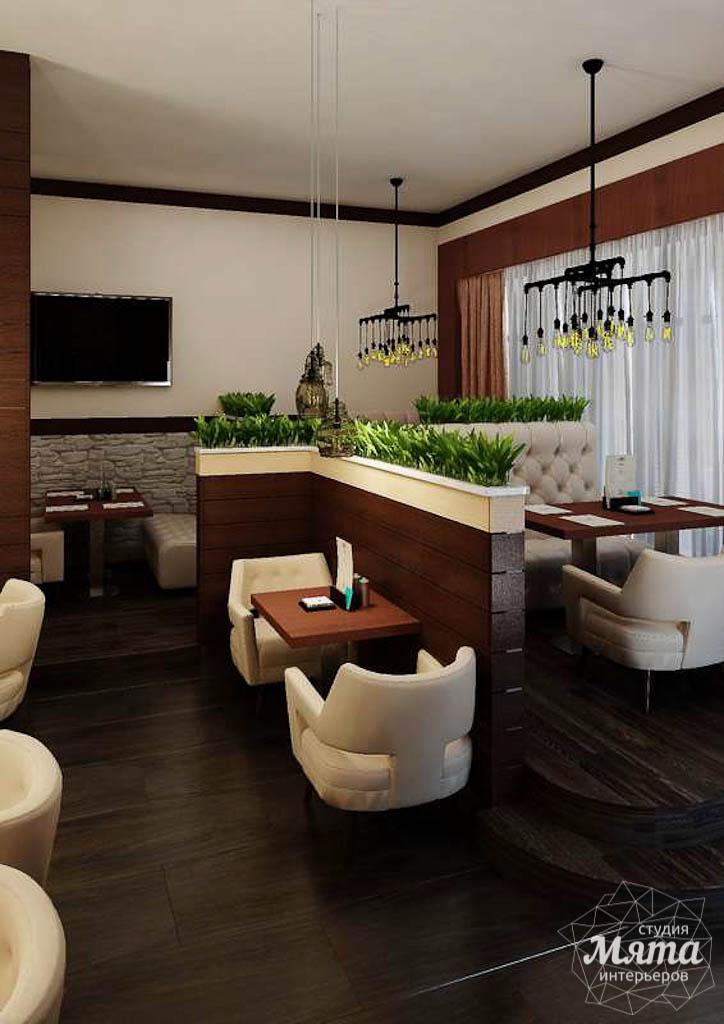 Дизайн интерьера кафе по ул. Малышева 12 img1627484244