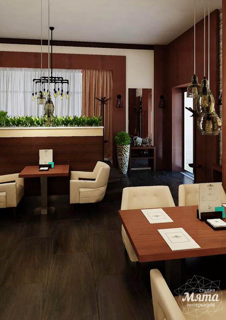 Дизайн интерьера кафе по ул. Малышева 12 img401714837