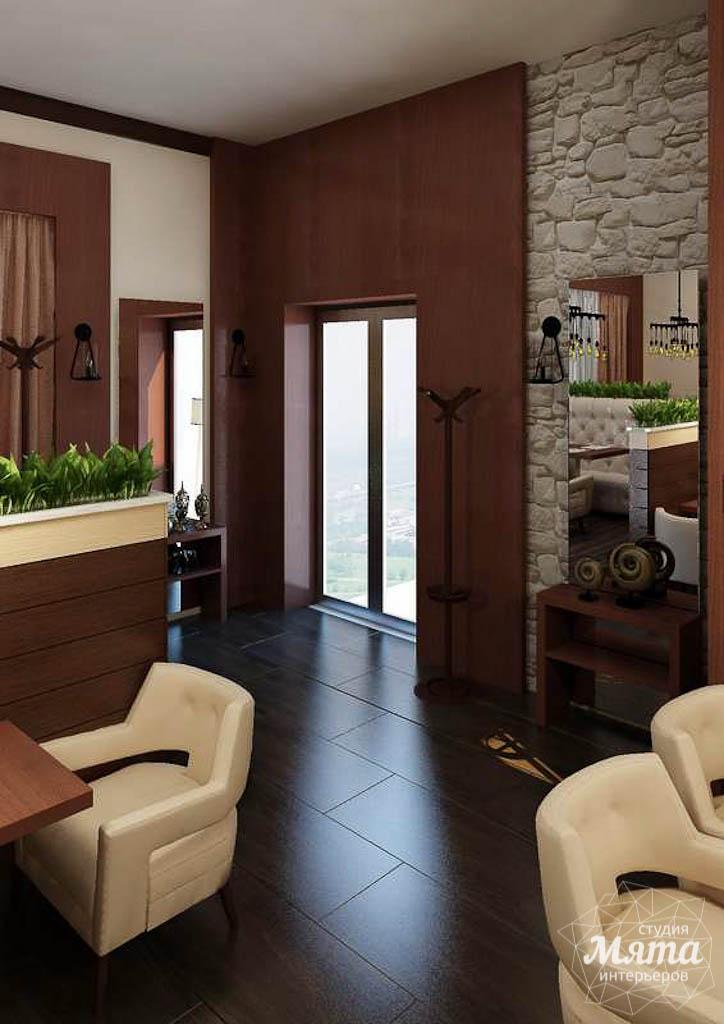 Дизайн интерьера кафе по ул. Малышева 12 img1380714284