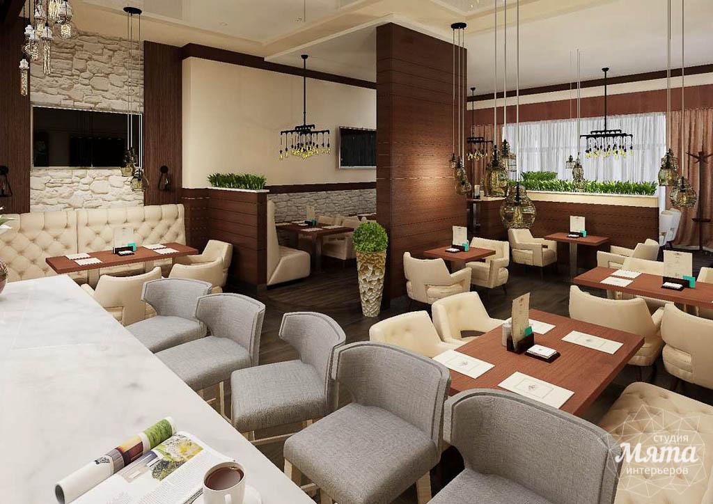 Дизайн интерьера кафе по ул. Малышева 12 img816229687