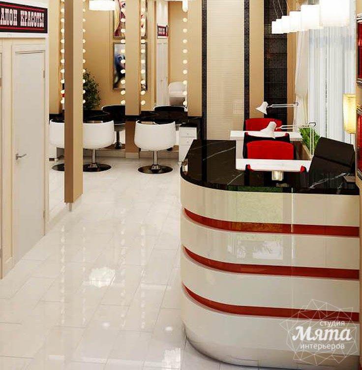 Дизайн интерьера парикмахерской по ул. Рябинина 19 img1507172054