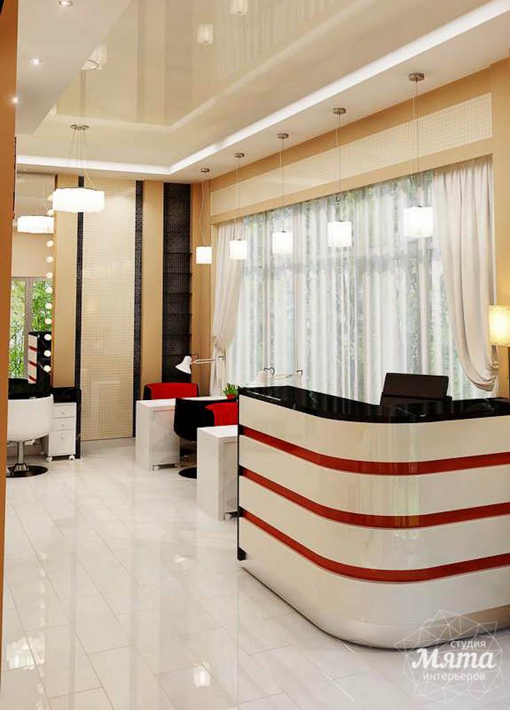 Дизайн интерьера парикмахерской по ул. Рябинина 19 img1067569285