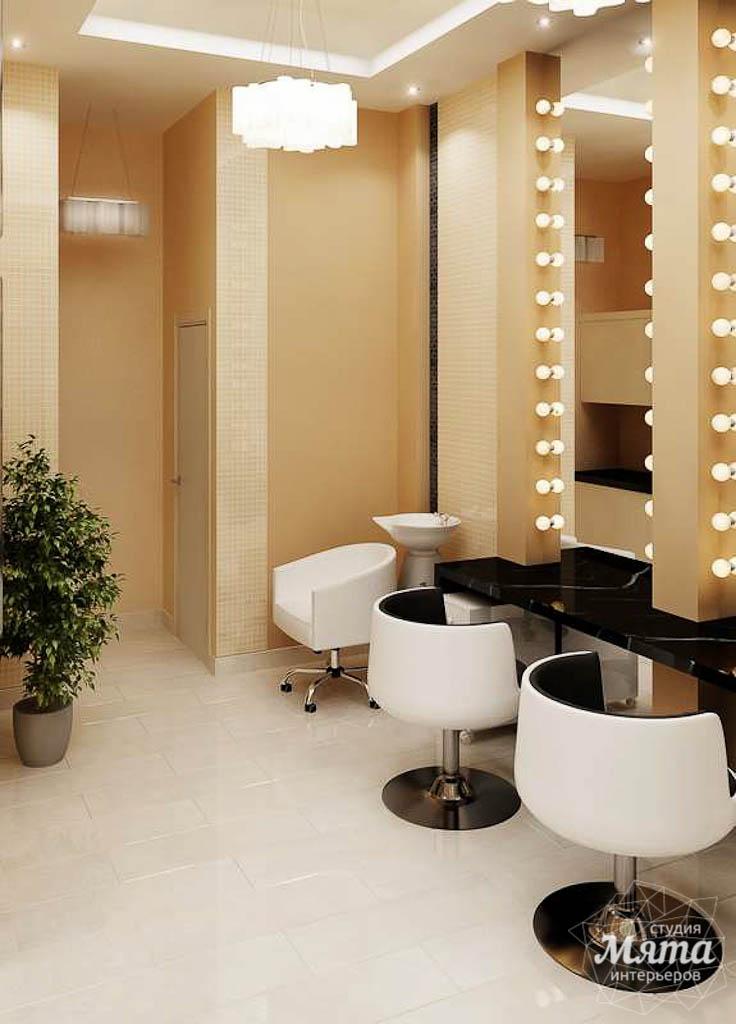 Дизайн интерьера парикмахерской по ул. Рябинина 19 img1913720364