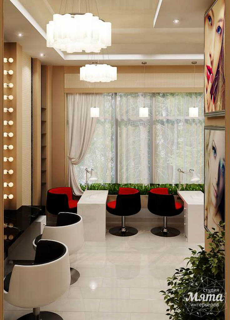 Дизайн интерьера парикмахерской по ул. Рябинина 19 img1101760500