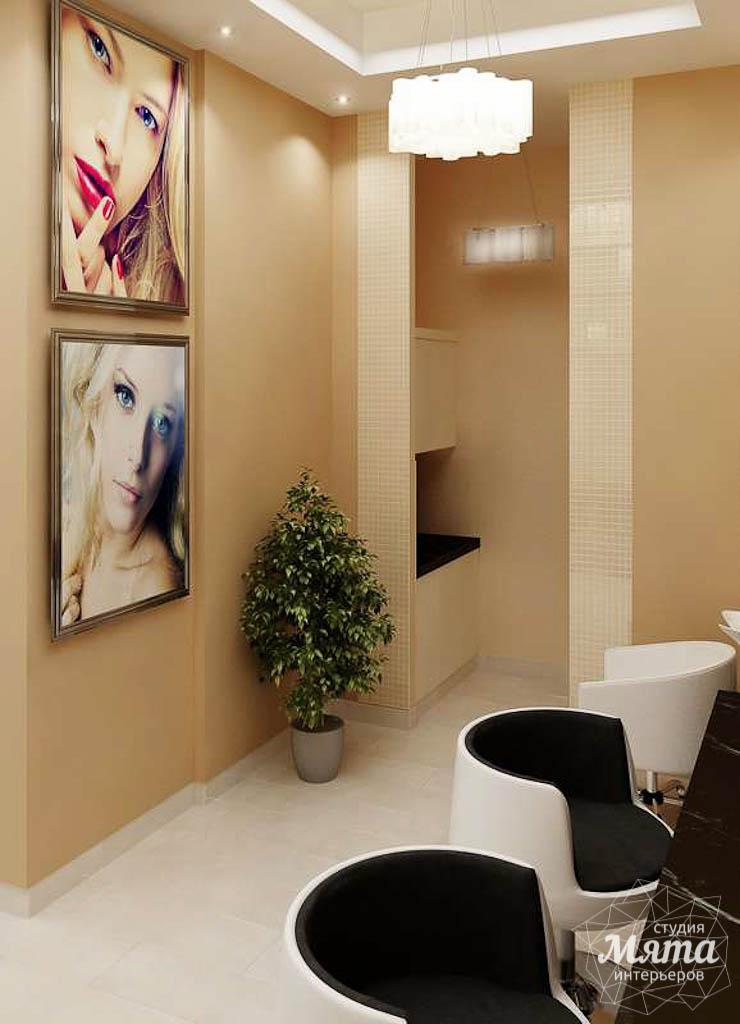 Дизайн интерьера парикмахерской по ул. Рябинина 19 img1247068529