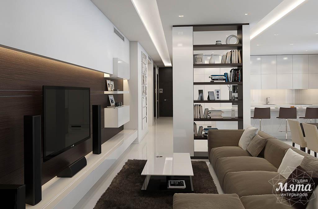 Дизайн интерьера трехкомнатной квартиры по ул. Белинского 86 img222083118