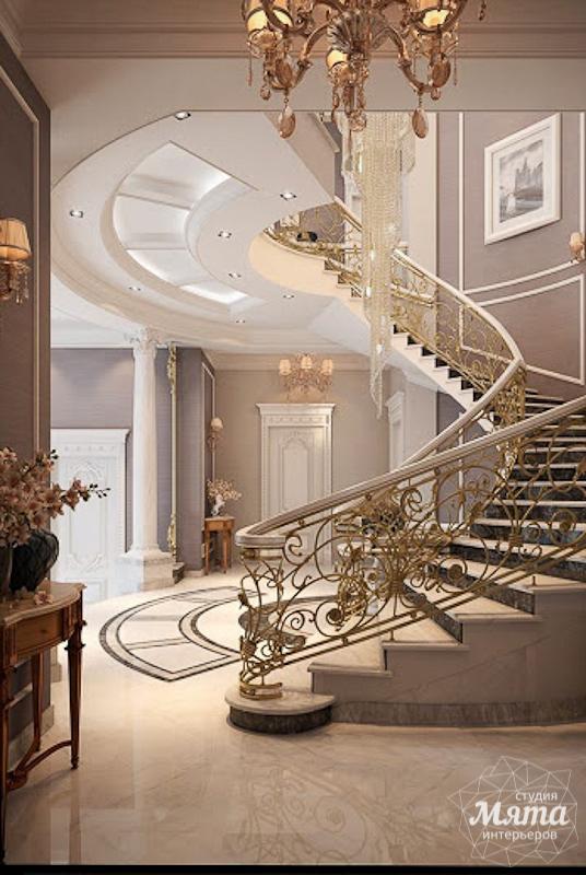 Дизайн интерьера коттеджа классическом стиле в Карасьозерске img273733946