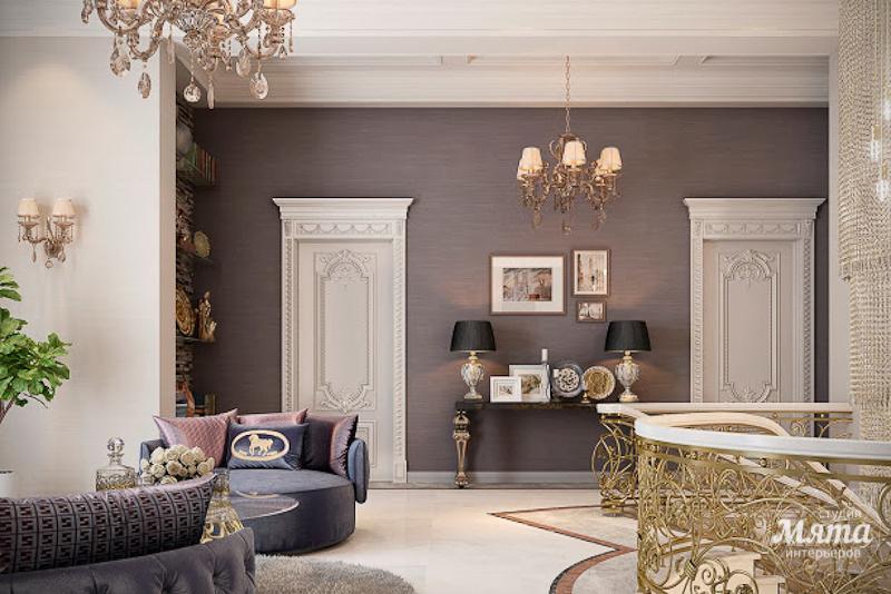 Дизайн интерьера коттеджа классическом стиле в Карасьозерске img355454268