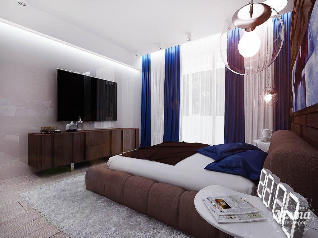Дизайн интерьера двухкомнатной квартиры по ул. Малышева 38 img1254187459