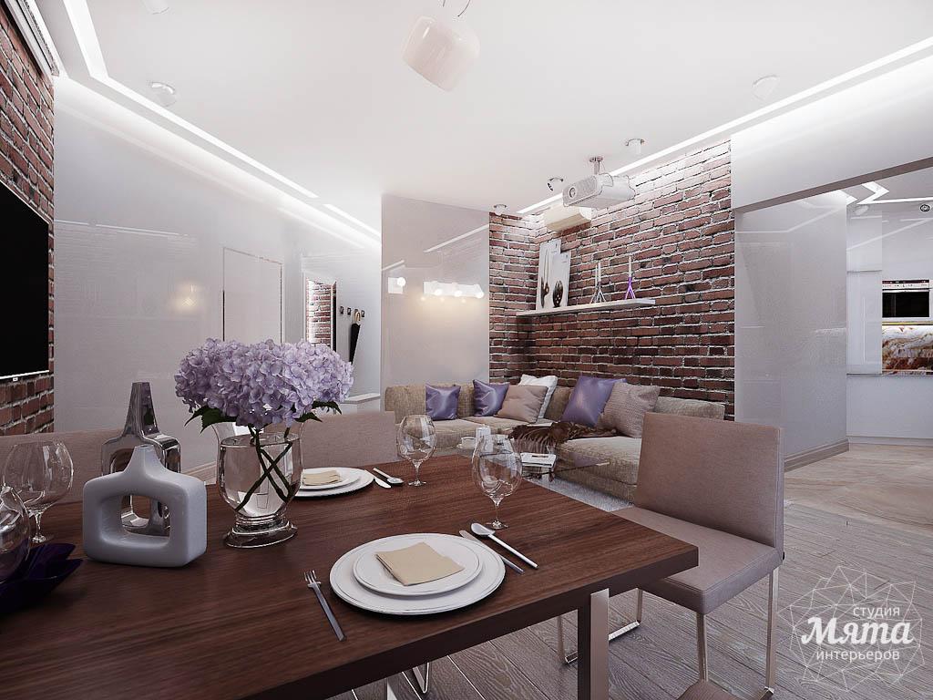 Дизайн интерьера двухкомнатной квартиры по ул. Малышева 38 img1426629254