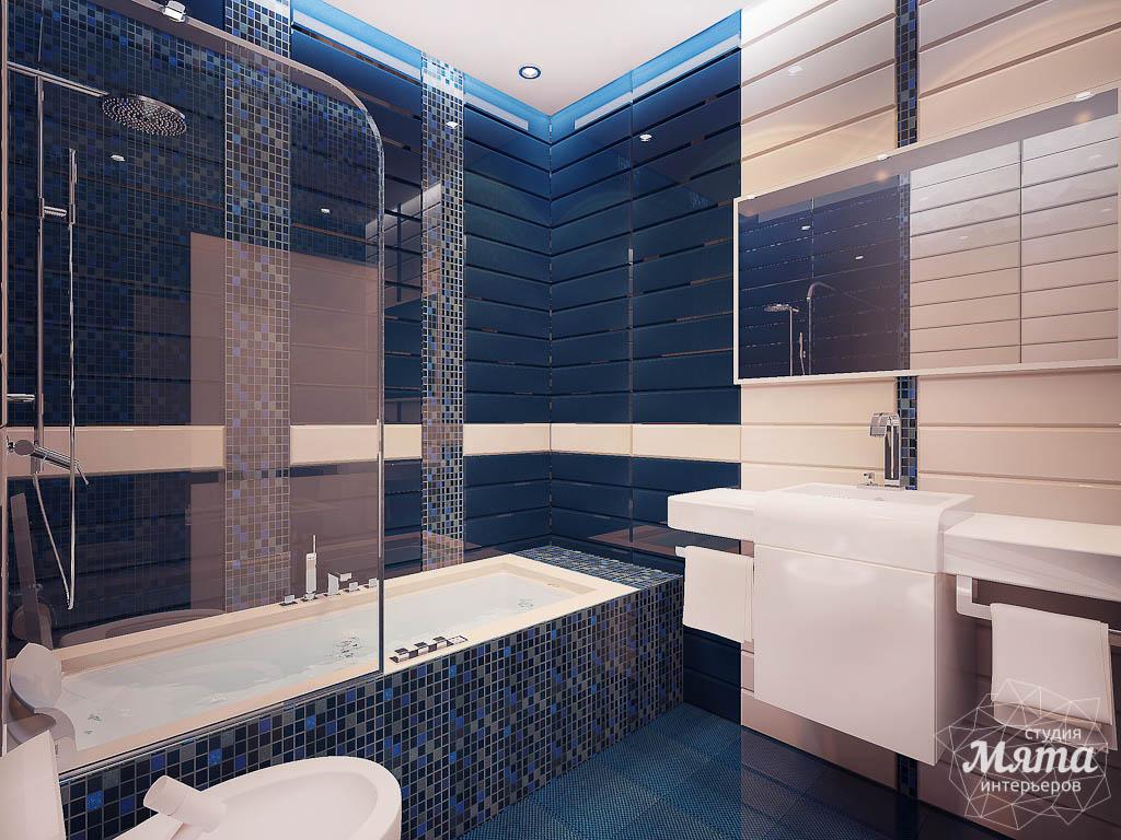 Дизайн интерьера двухкомнатной квартиры по ул. Малышева 38 img930255627