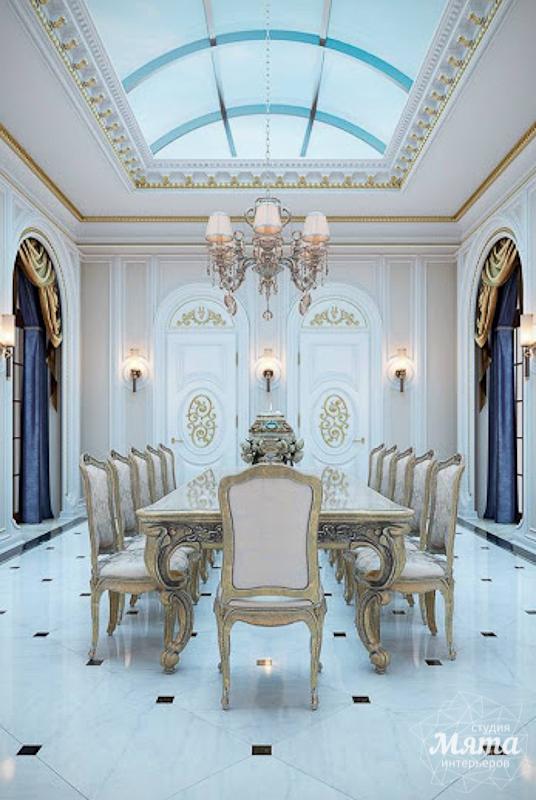 Дизайн интерьера коттеджа классическом стиле в Карасьозерске img431492530