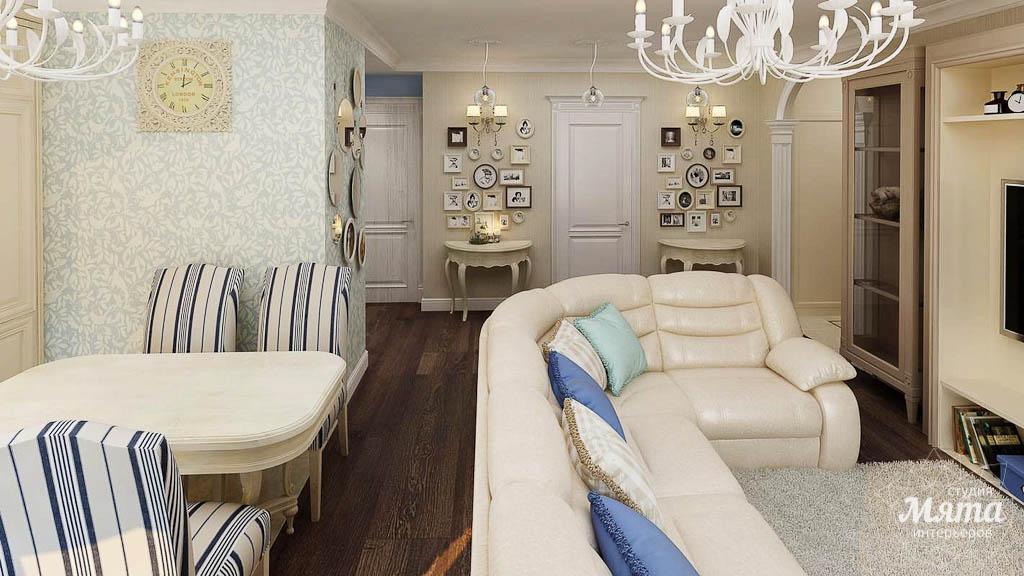 Дизайн интерьера однокомнатной квартиры по ул. Юмашева 10 img1309276920