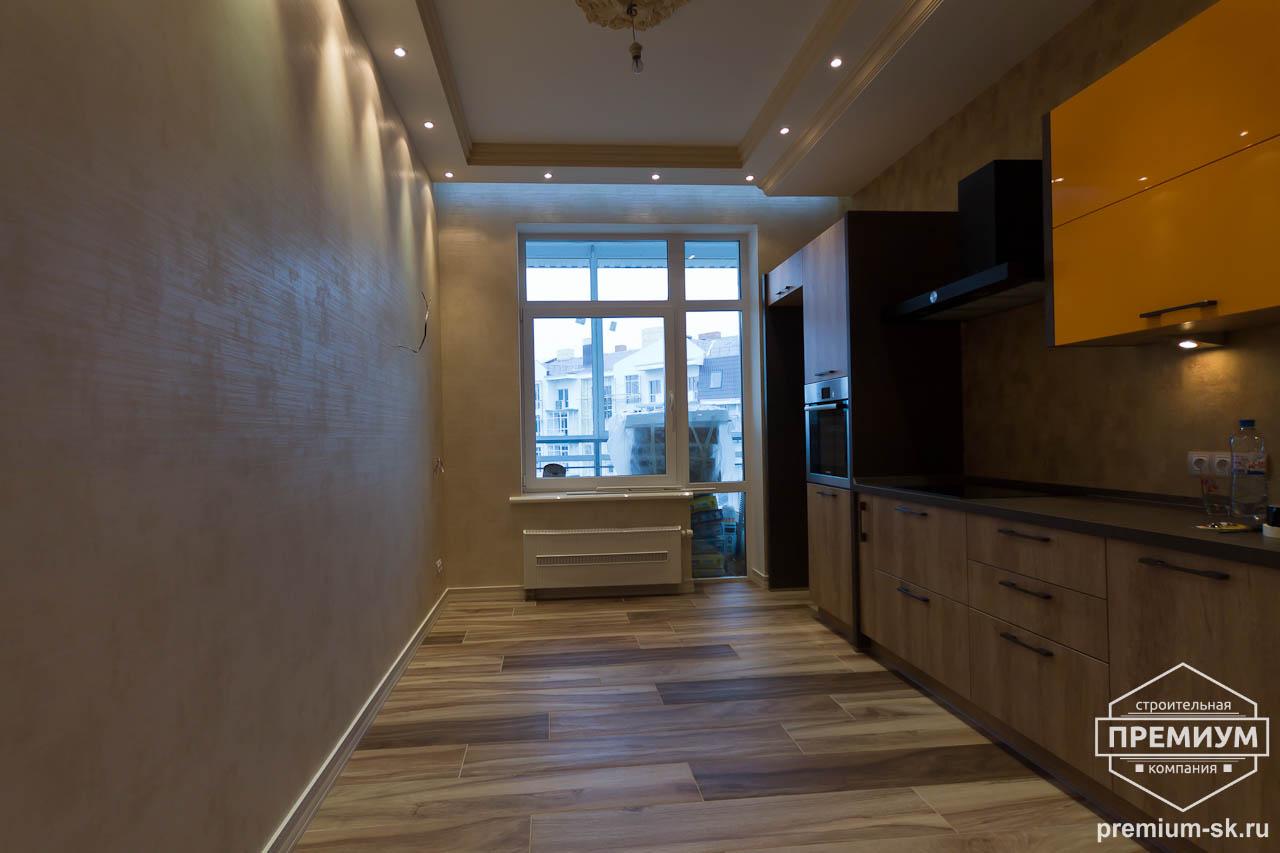 Дизайн интерьера и ремонт трехкомнатной квартиры в Карасьозерском 2 2