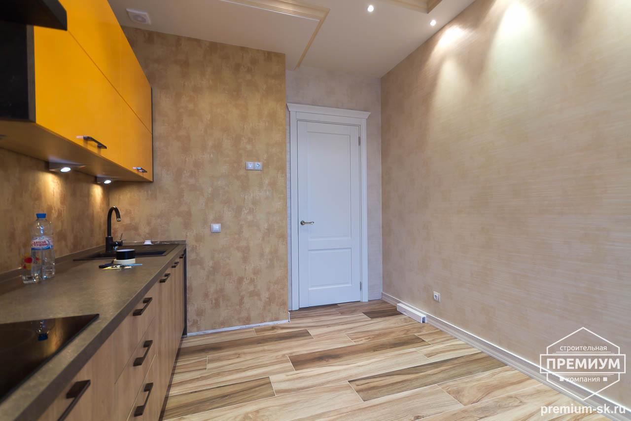 Дизайн интерьера и ремонт трехкомнатной квартиры в Карасьозерском 2 3