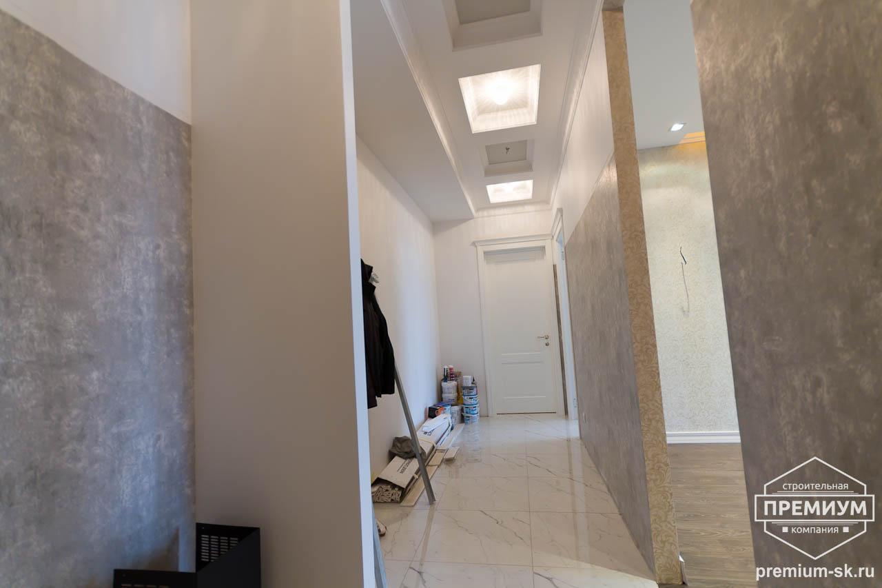 Дизайн интерьера и ремонт трехкомнатной квартиры в Карасьозерском 2 8