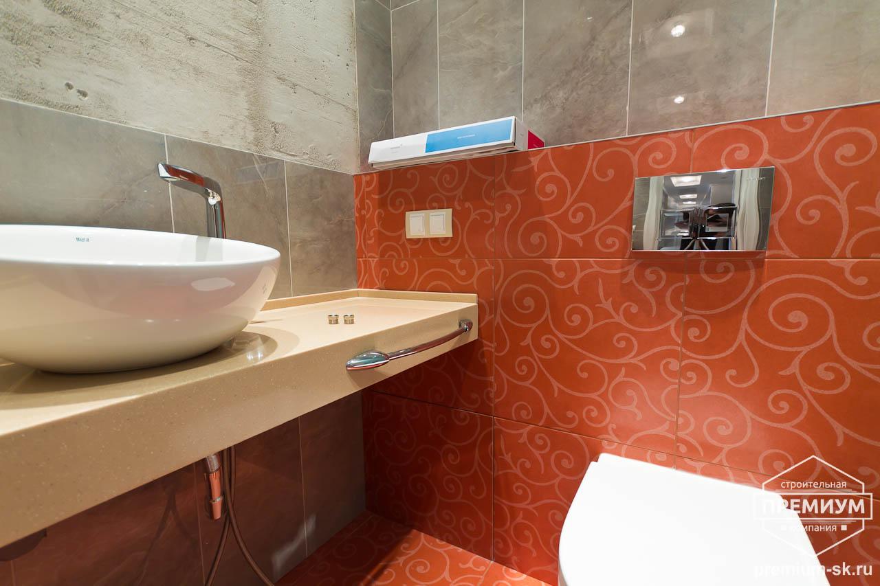 Дизайн интерьера и ремонт трехкомнатной квартиры в Карасьозерском 2 12