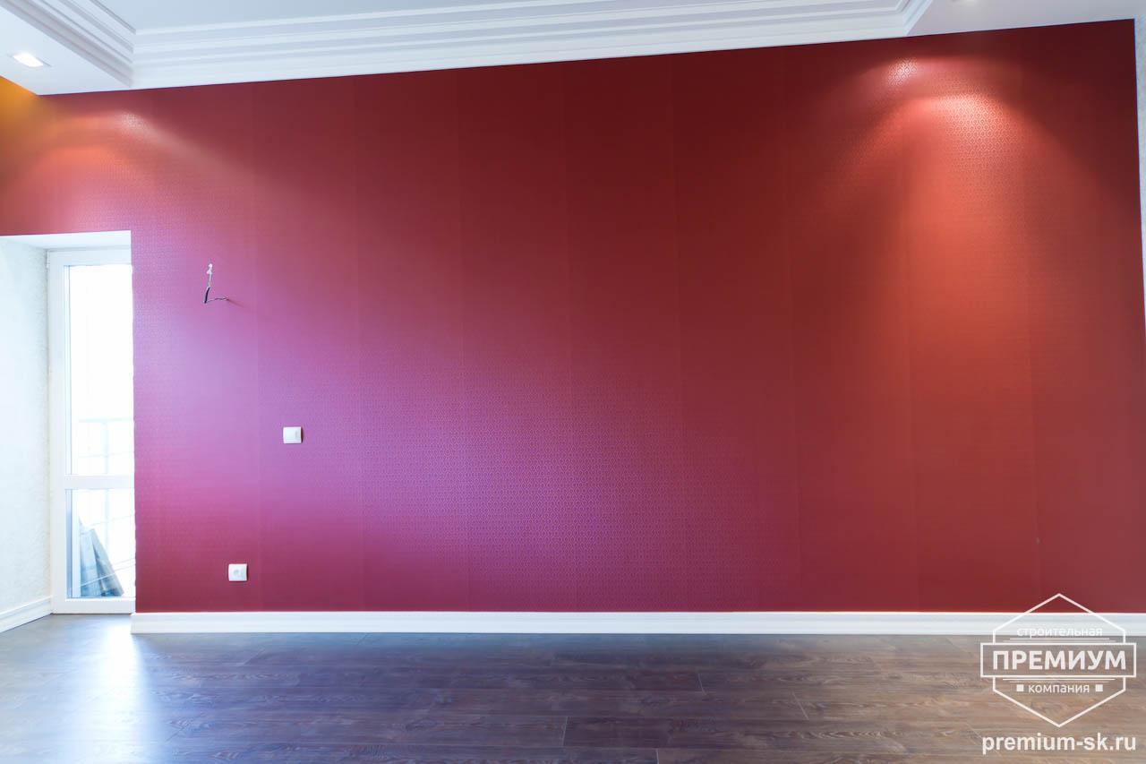 Дизайн интерьера и ремонт трехкомнатной квартиры в Карасьозерском 2 19