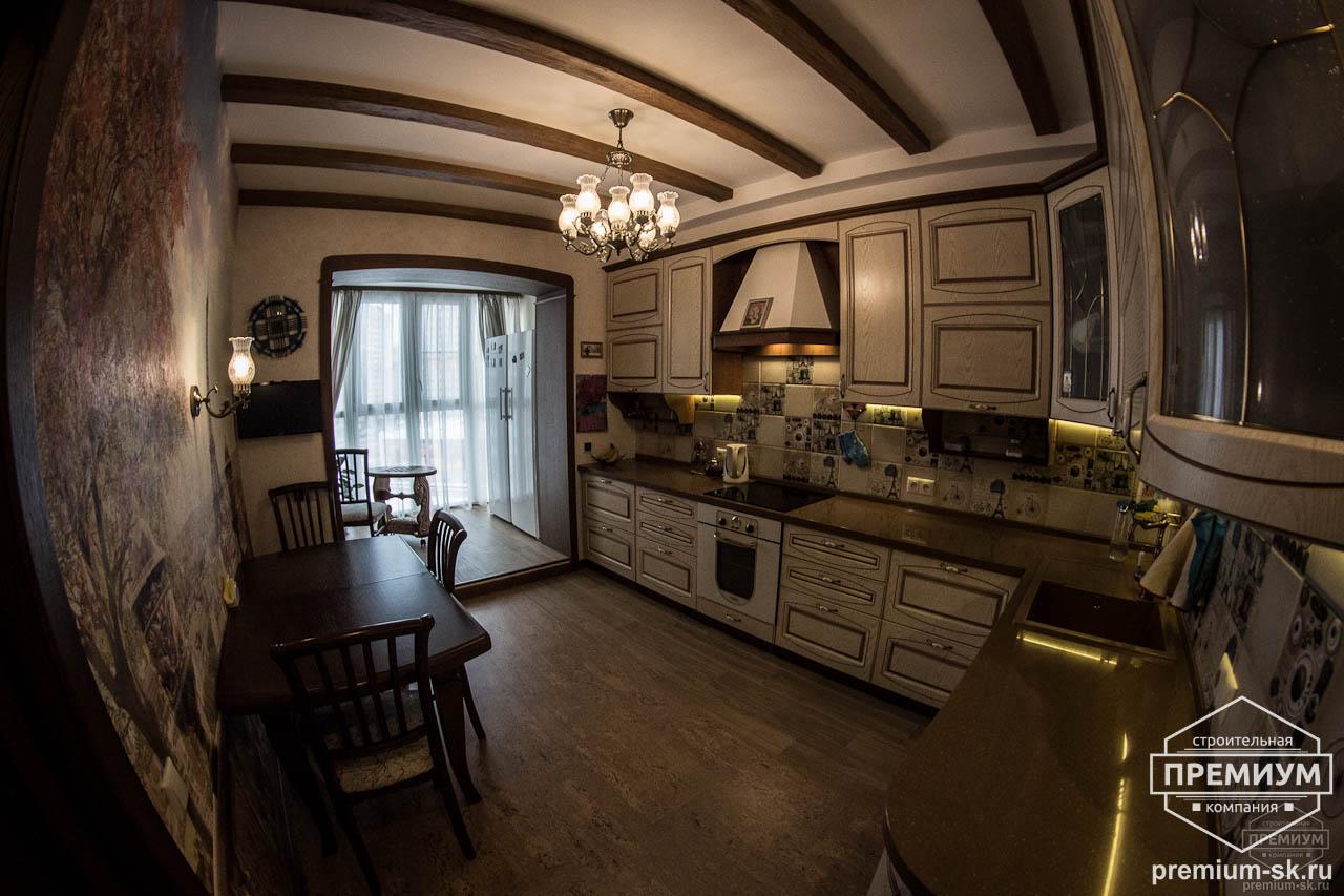 Дизайн интерьера и ремонт трехкомнатной квартиры по ул. Авиационная, 16  10