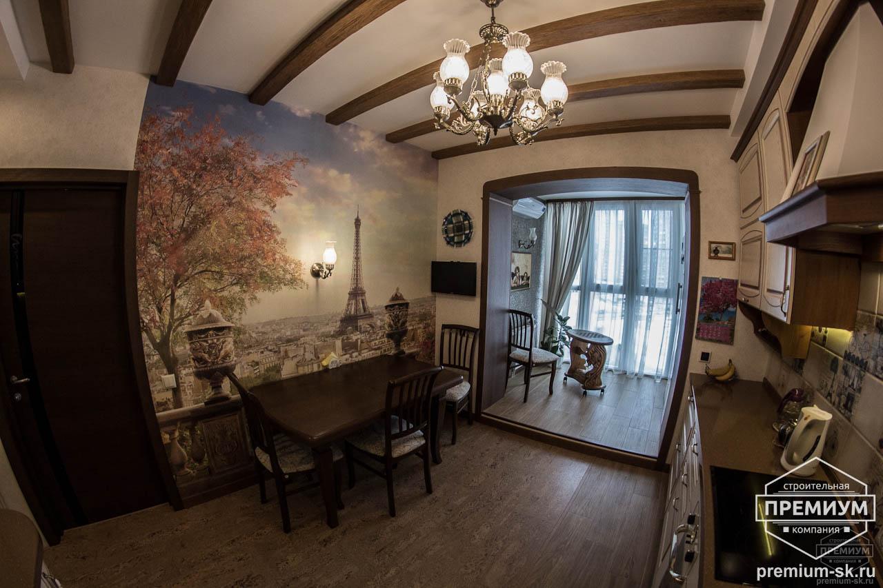 Дизайн интерьера и ремонт трехкомнатной квартиры по ул. Авиационная, 16  12