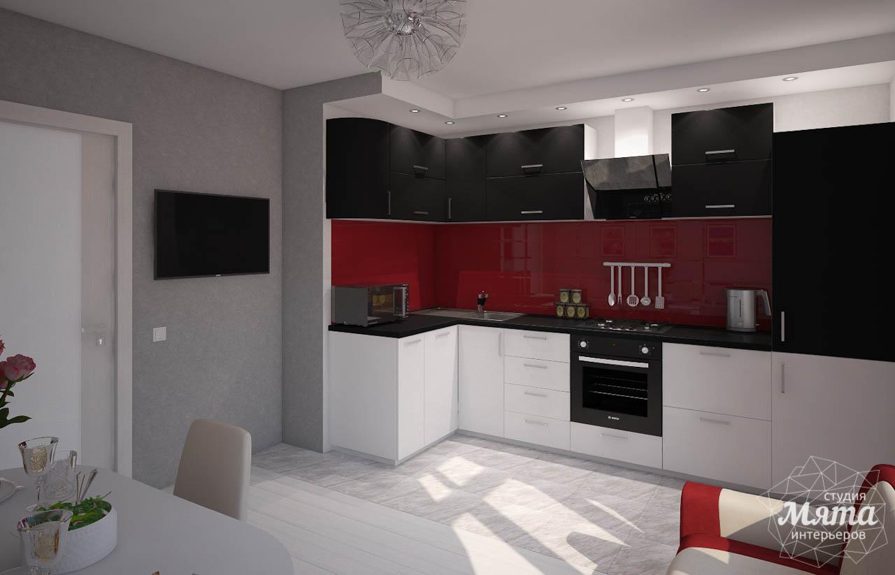 Дизайн интерьера  и ремонт трехкомнатной квартиры по ул. Машинная 44 img1940453990