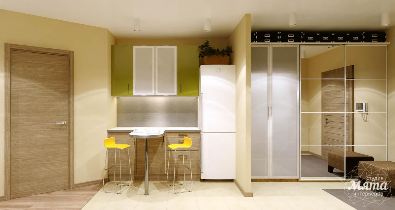 Дизайн интерьера двухкомнатной квартиры по ул. Машинная 40 img322603495