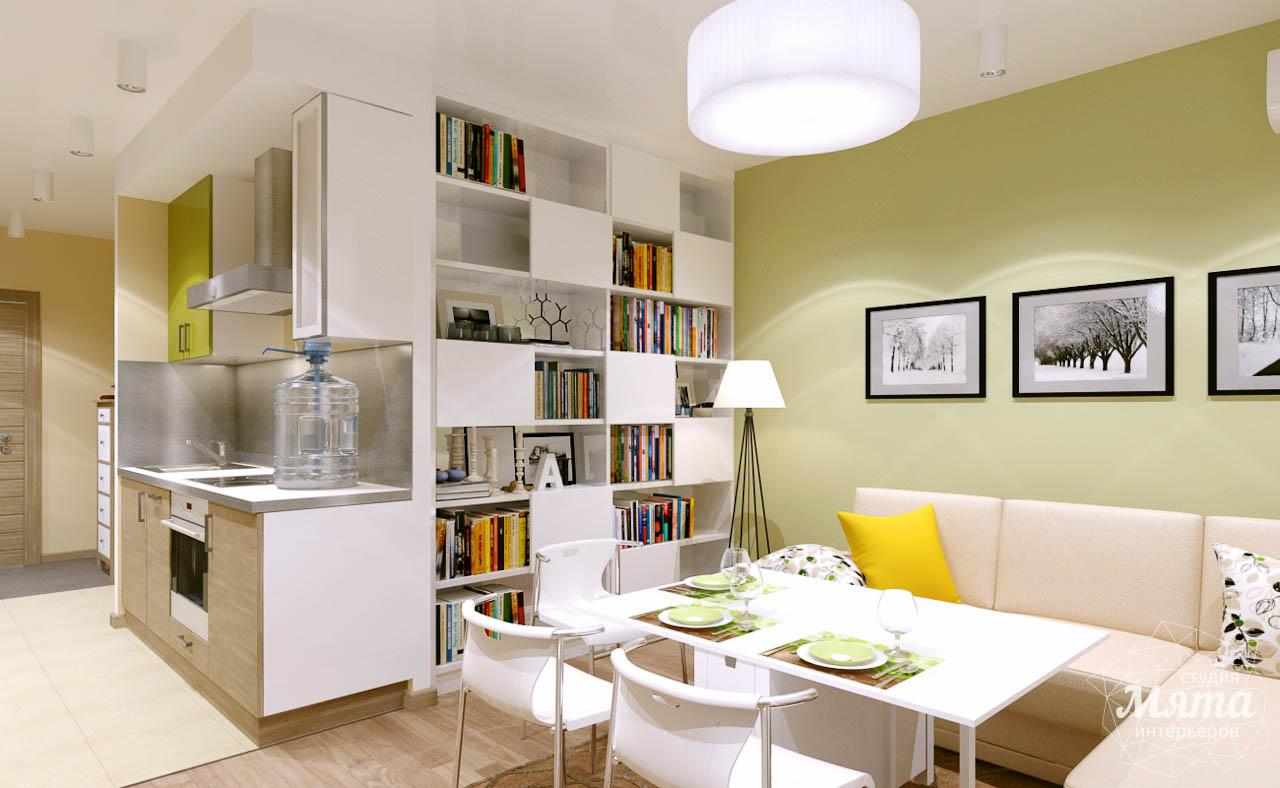 Дизайн интерьера двухкомнатной квартиры по ул. Машинная 40 img1813489180