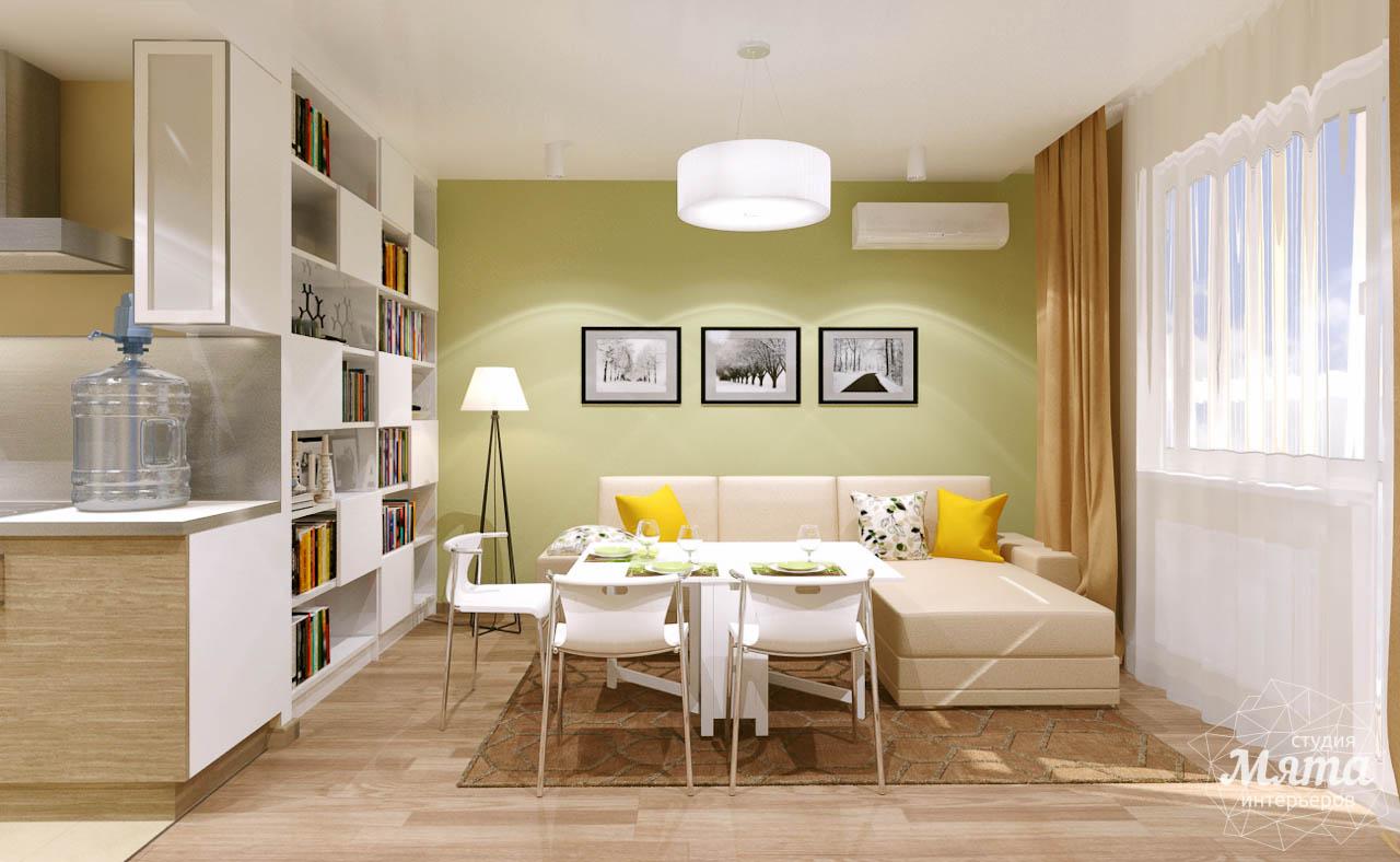 Дизайн интерьера двухкомнатной квартиры по ул. Машинная 40 img548848254