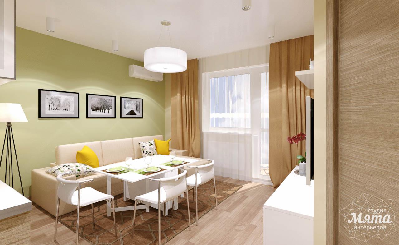 Дизайн интерьера двухкомнатной квартиры по ул. Машинная 40 img775553895