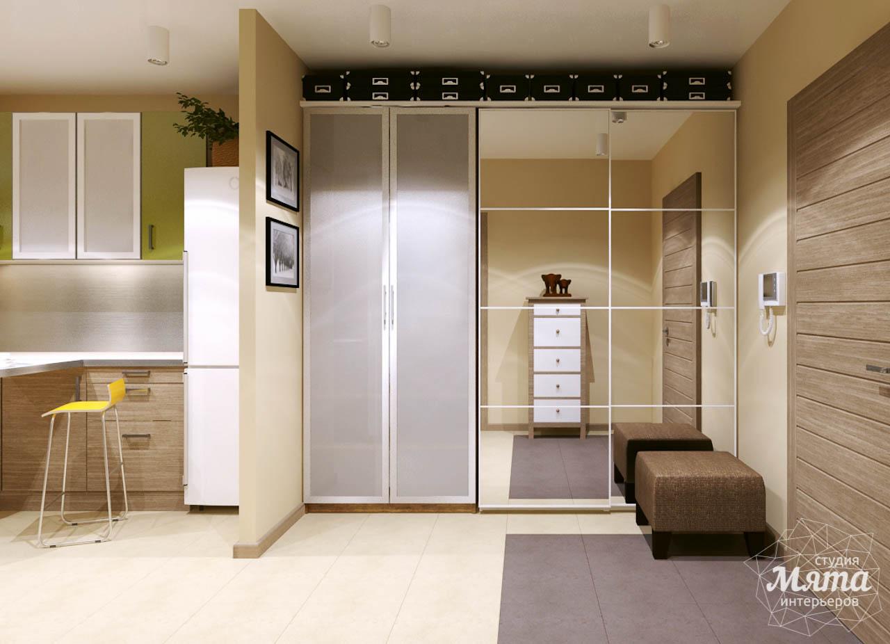 Дизайн интерьера двухкомнатной квартиры по ул. Машинная 40 img2137290673