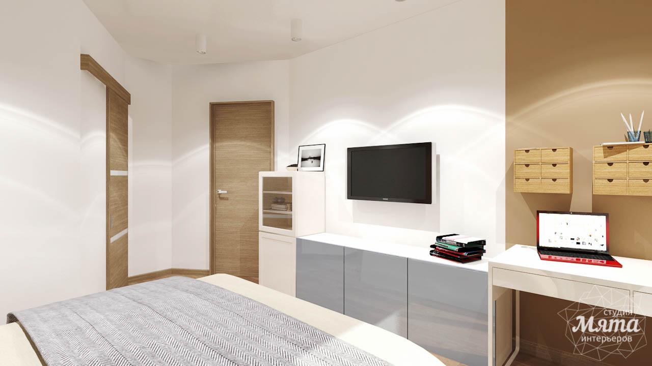 Дизайн интерьера двухкомнатной квартиры по ул. Машинная 40 img2004349774