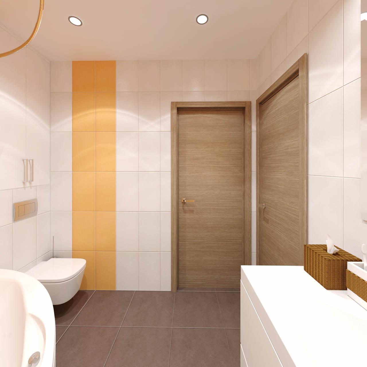 Дизайн интерьера двухкомнатной квартиры по ул. Машинная 40 img1942738631