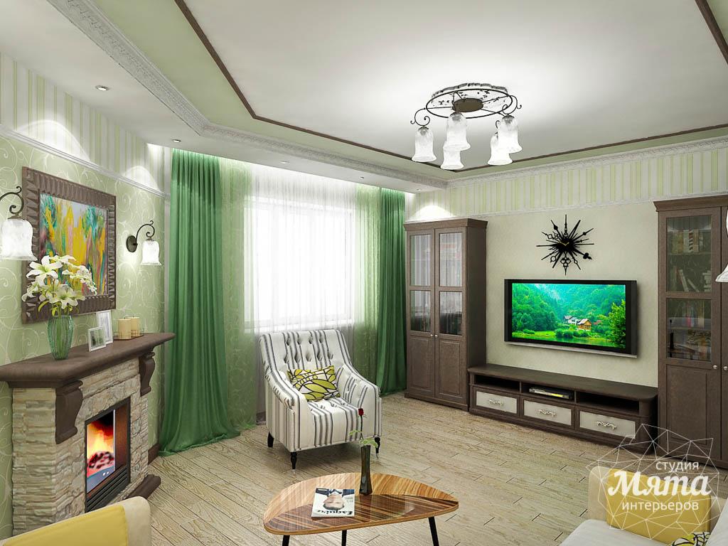 Дизайн интерьера и ремонт трехкомнатной квартиры по ул. Авиационная, 16  img635410058