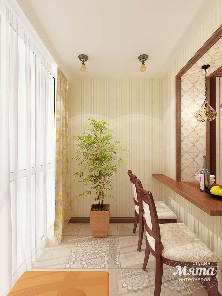 Дизайн интерьера и ремонт трехкомнатной квартиры по ул. Авиационная, 16  img624145566