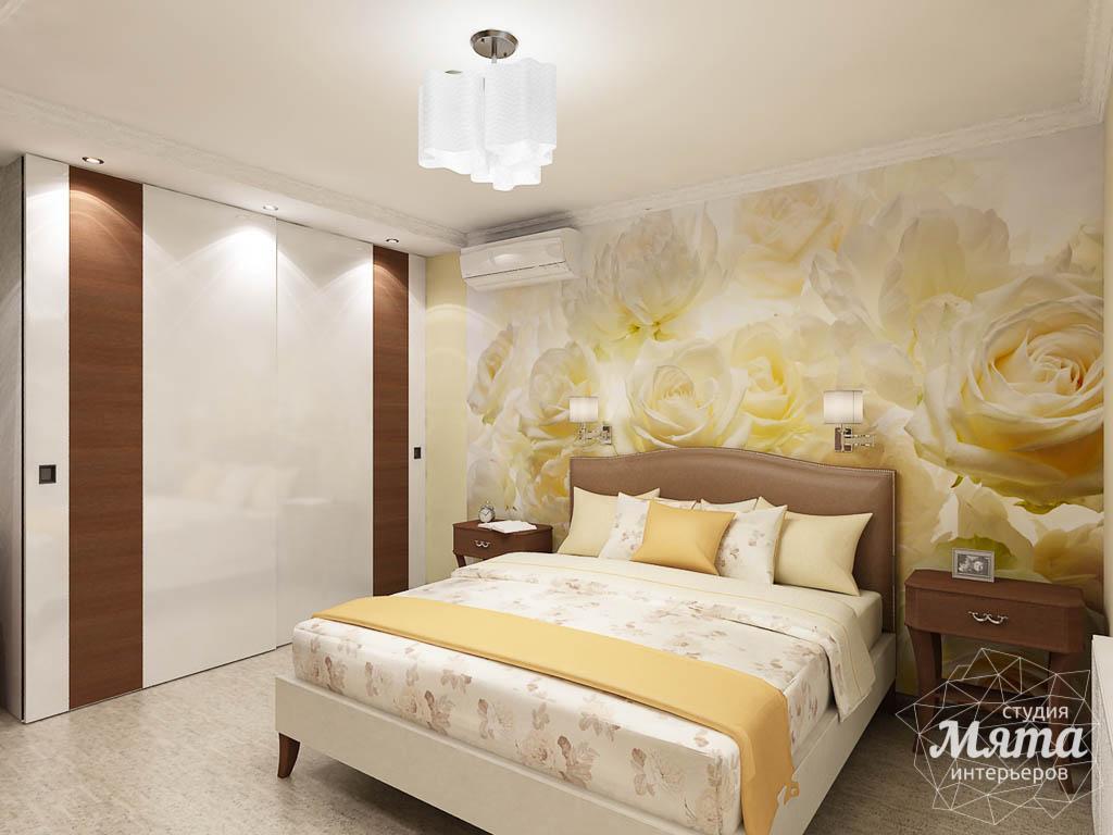 Дизайн интерьера и ремонт трехкомнатной квартиры по ул. Авиационная, 16  img2096536218