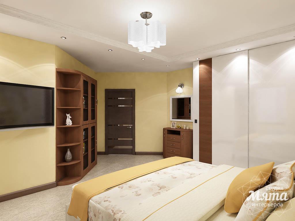 Дизайн интерьера и ремонт трехкомнатной квартиры по ул. Авиационная, 16  img607306384