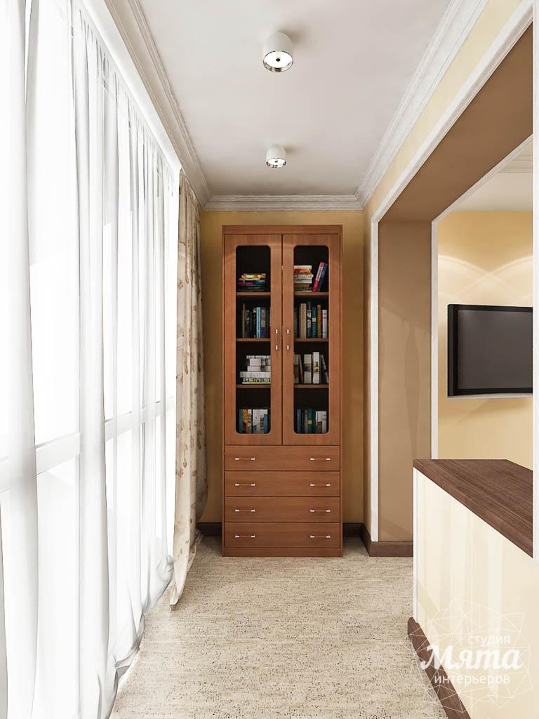 Дизайн интерьера и ремонт трехкомнатной квартиры по ул. Авиационная, 16  img1979112210