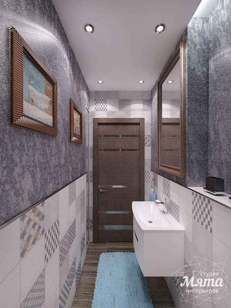 Дизайн интерьера и ремонт трехкомнатной квартиры по ул. Авиационная, 16  img507930076