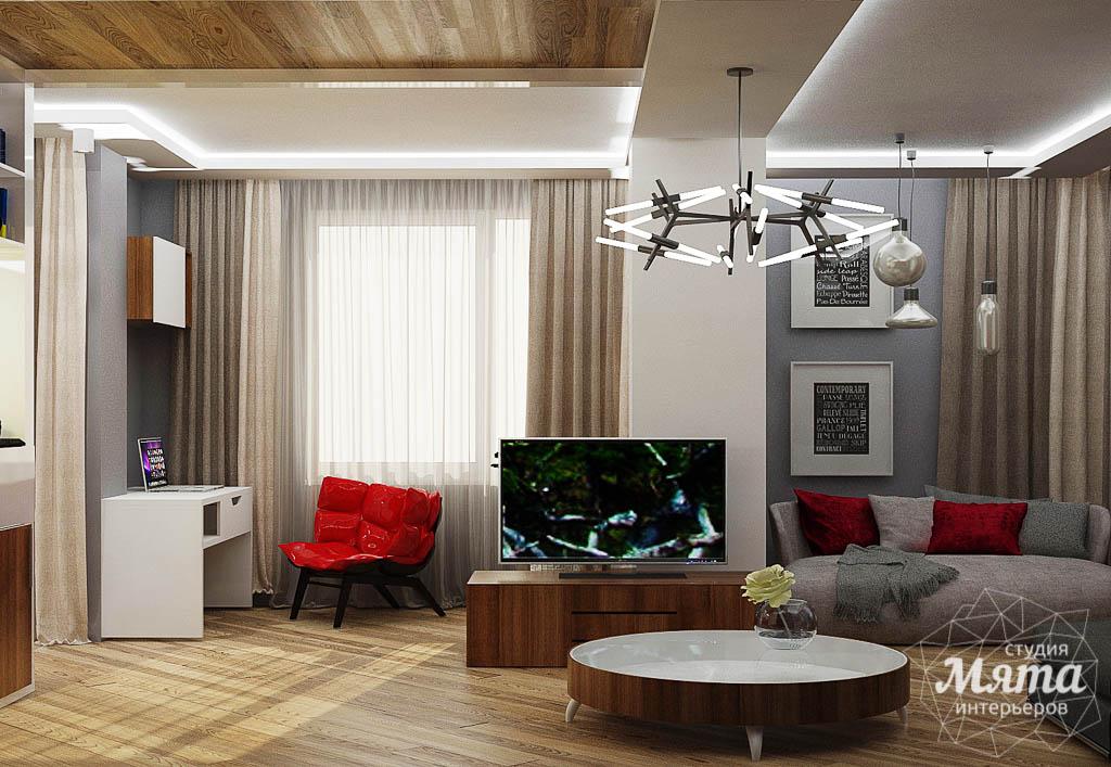 Дизайн интерьера и ремонт трехкомнатной квартиры по ул. Татищева 49 img2087708107